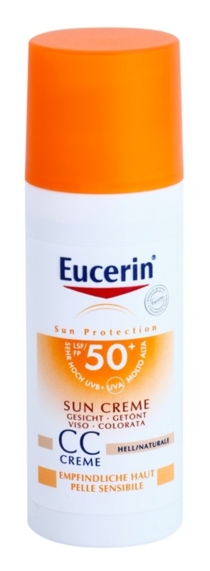 Eucerin Sun CC krém SPF 50+
