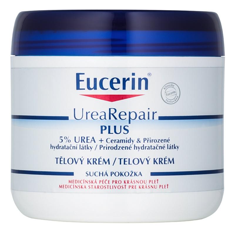Eucerin UreaRepair PLUS telový krém pre suchú pokožku