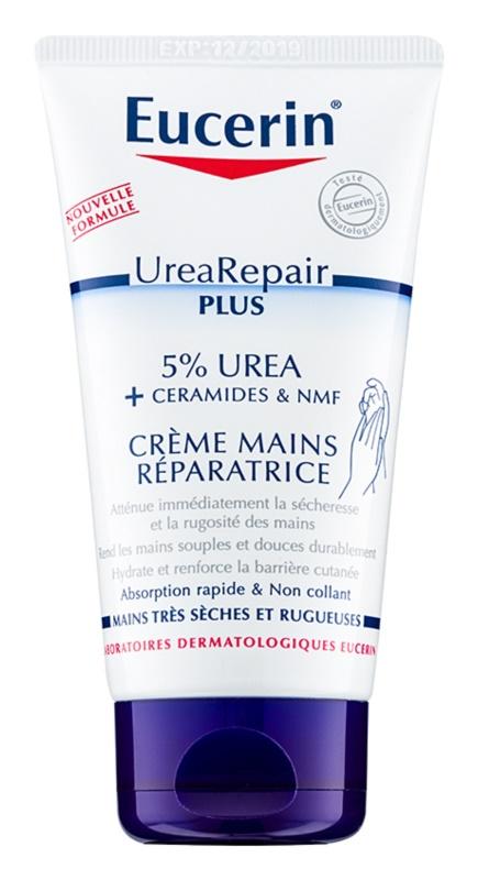 Eucerin UreaRepair PLUS crema de manos para pieles secas y atópicas