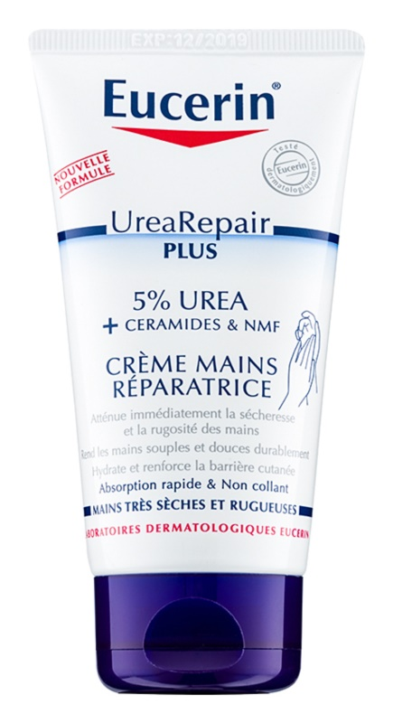 Eucerin UreaRepair PLUS Hand Cream for Dry and Atopic Skin