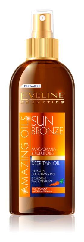 Eveline Cosmetics Sun Care олійка для для підсилення засмаги