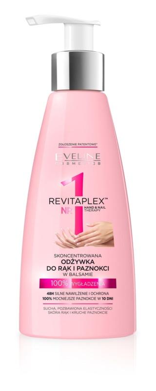 Eveline Cosmetics Revitaplex розгладжуючий крем для рук та нігтів