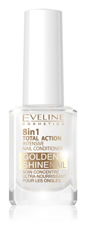 Eveline Cosmetics Nail Therapy Professional кондиціонер для нігтів 8 в 1