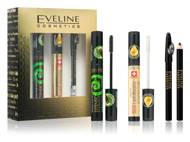 Eveline Cosmetics Celebrities coffret cosmétique