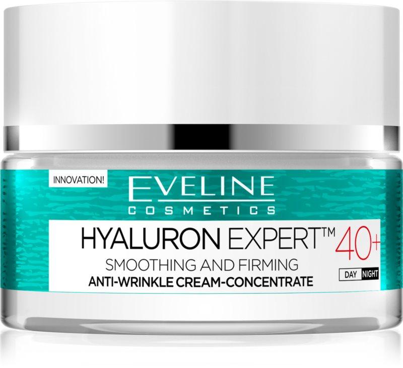 Eveline Cosmetics BioHyaluron 4D denný a nočný krém 40+