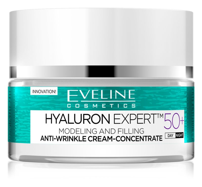 Eveline Cosmetics New Hyaluron crème lissante SPF 8