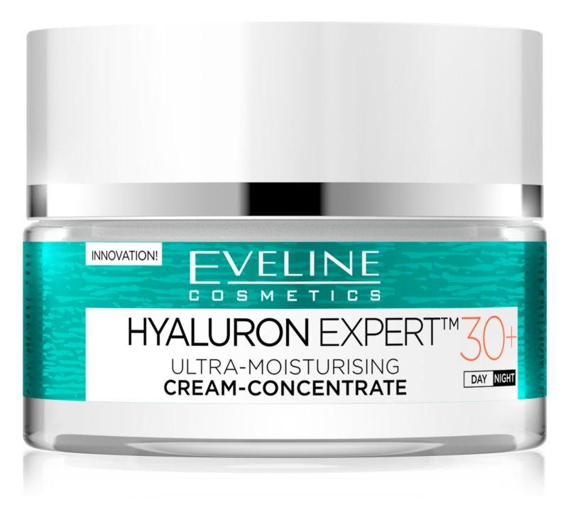 Eveline Cosmetics BioHyaluron 4D dnevna in nočna krema 30+