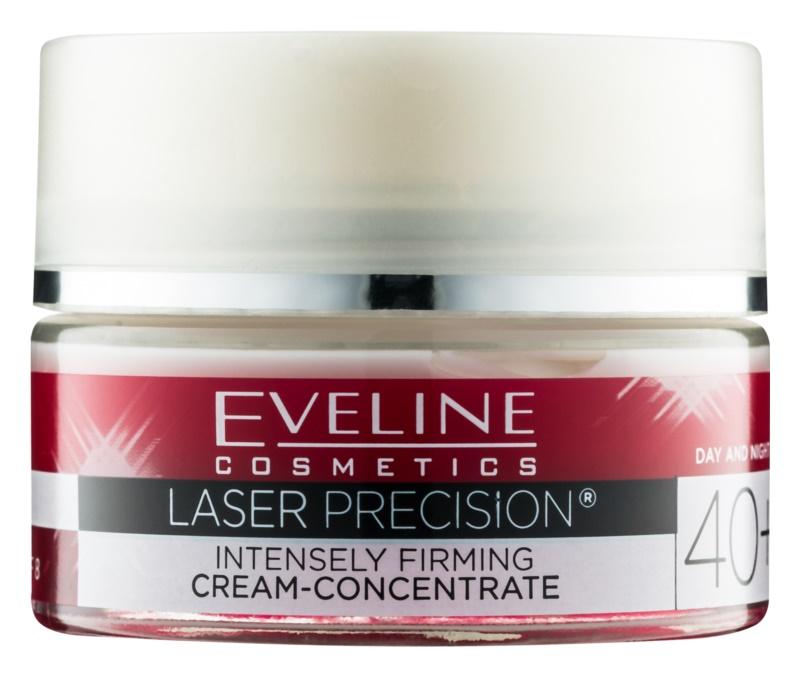 Eveline Cosmetics Laser Precision denný a nočný protivráskový krém 40+