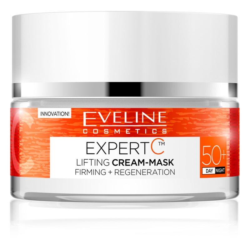 Eveline Cosmetics Expert C Day and Night Lifting Cream 50+