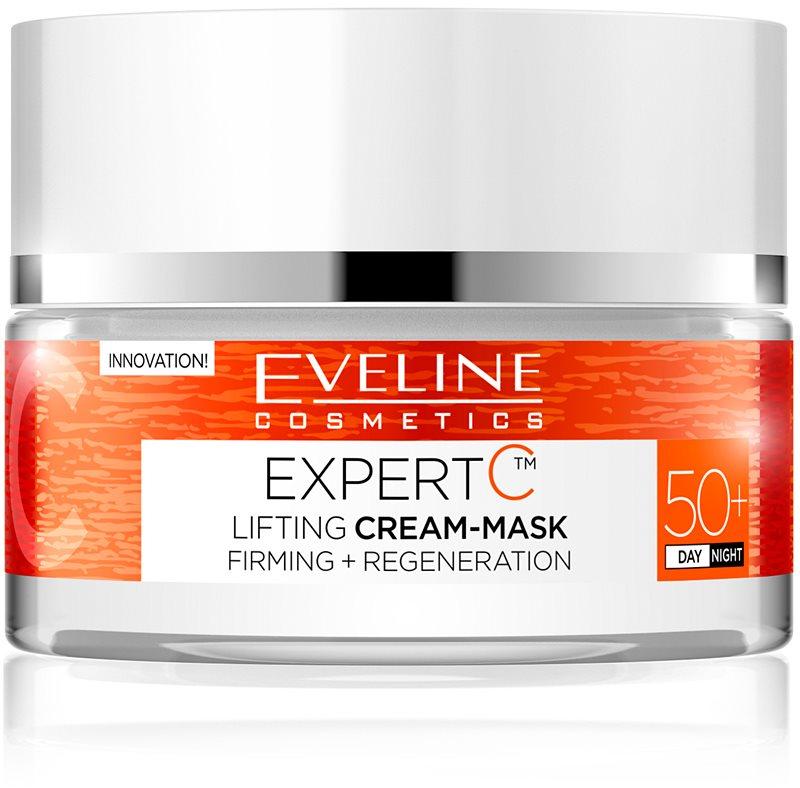 Eveline Cosmetics Expert C denný a nočný liftingový krém 50+