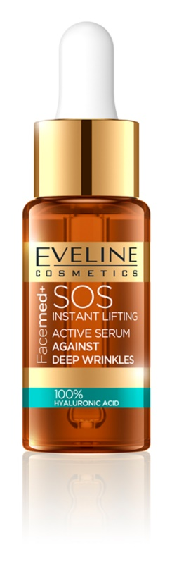 Eveline Cosmetics FaceMed+ sérum facial antirrugas profundas
