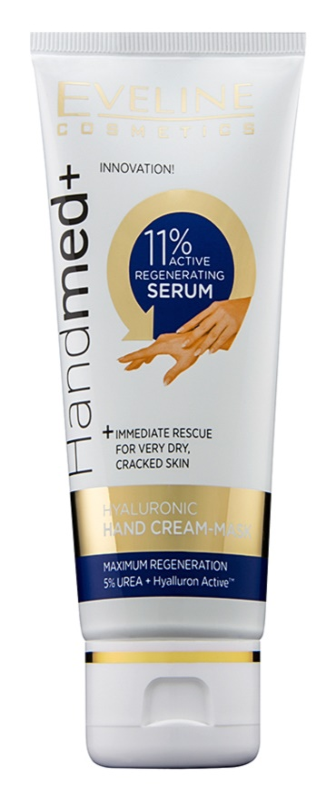 Eveline Cosmetics Handmed+ regenerierende Handcreme mit Hyaluronsäure