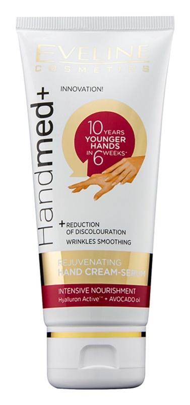 Eveline Cosmetics Handmed+ pomlajevalna krema za roke