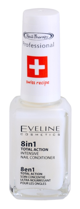 Eveline Cosmetics Nail Therapy Nagel Conditioner  8in1