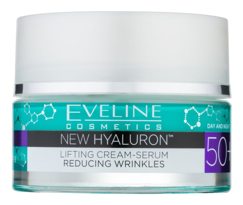 Eveline Cosmetics New Hyaluron Smoothing Cream SPF 8