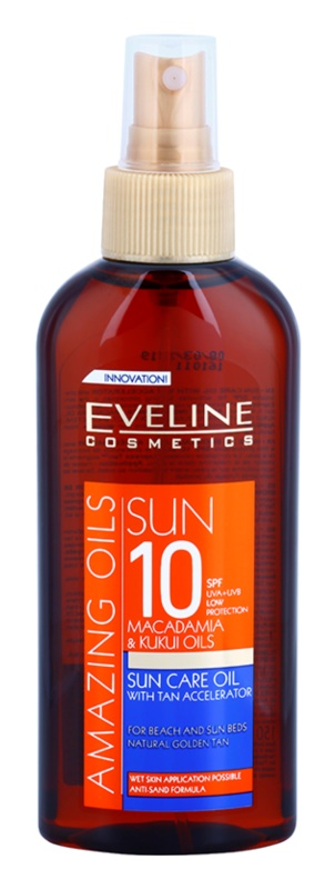 Eveline Cosmetics Sun Care Zonnebrandolie Spray SPF 10