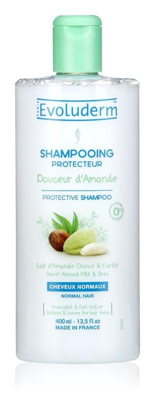 Evoluderm Doucer d Amande Schützendes Shampoo für normales Haar