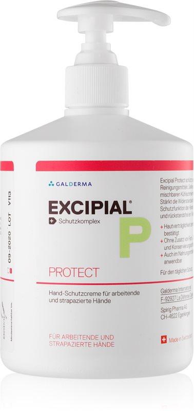 Excipial D Protect crema de manos protectora para pieles sensibles e irritadas