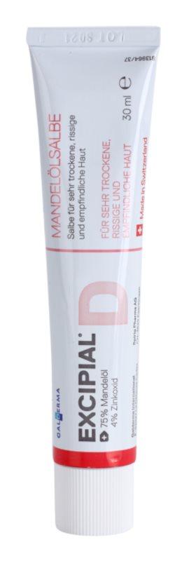 Excipial D Almond Oil Schutzcreme Für Gesicht und Körper