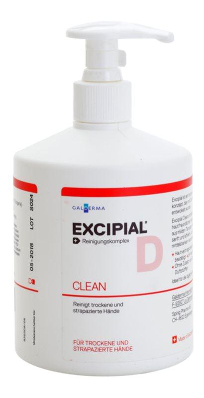 Excipial D Clean Gentle Soap For Hands