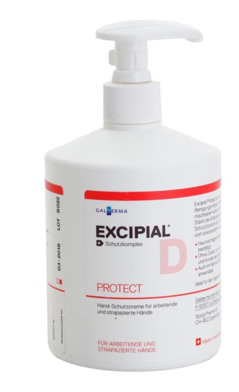 Excipial D Protect ochranný krém na ruky pre citlivú a podráždenú pokožku