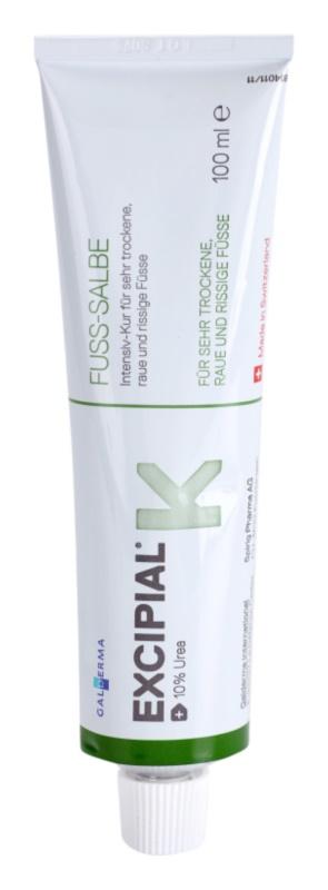 Excipial K Foot krem intensywnie pielęgnujący do bardzo suchej i popękanej skóry stóp