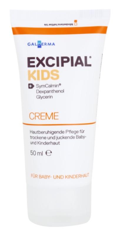 Excipial Kids успокояващ крем за суха и раздразнена кожа