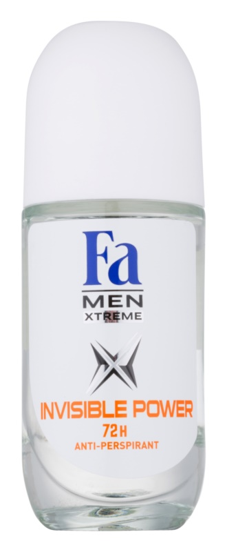 Fa Men Xtreme Invisible Power antitranspirante roll-on