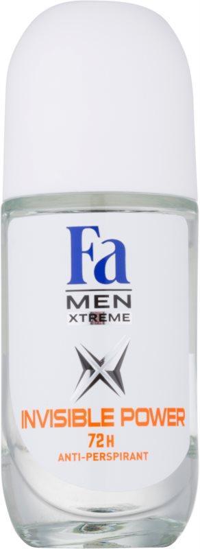 Fa Men Xtreme Invisible Power antitranspirante roll-on