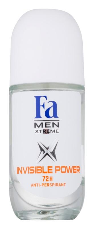 Fa Men Xtreme Invisible Power golyós dezodor roll-on