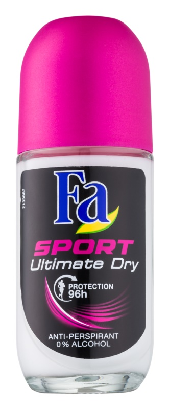 Fa Sport Ultimate Dry antyperspirant roll-on