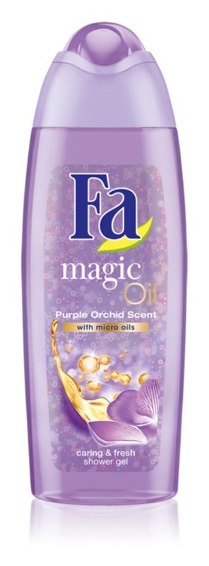 Fa Magic Oil Purple Orchid gel de dus revigorant