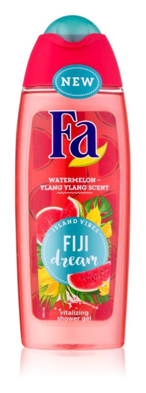 Fa Island Vibes Fiji Dream oživljajoči gel za prhanje