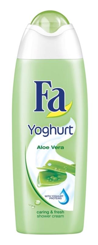 Fa Yoghurt Aloe Vera creme de duche