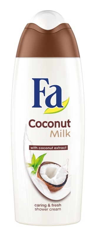 Fa Coconut Milk Крем для душу
