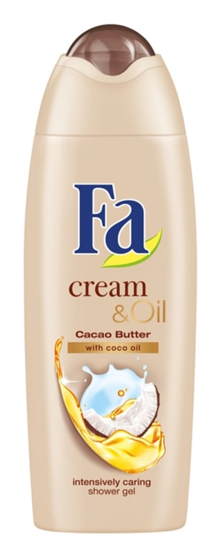 Fa Cream & Oil Shower Cream