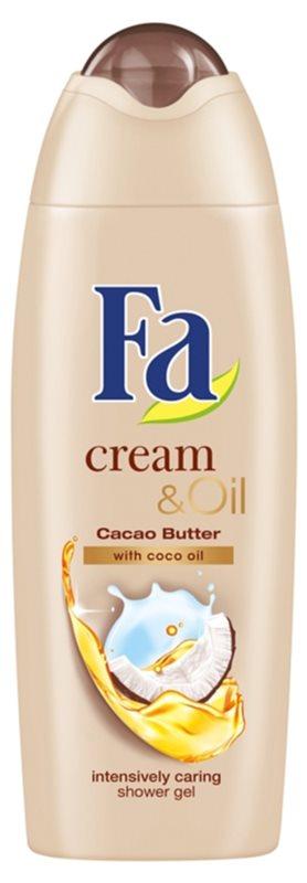 Fa Cream & Oil sprchový krém