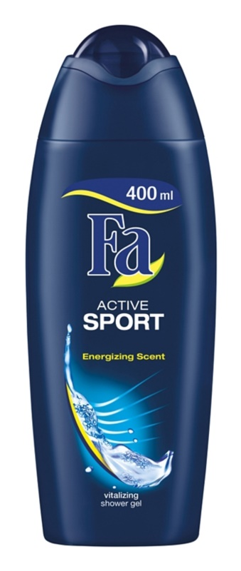 Fa Active Sport Energizing sprchový gel