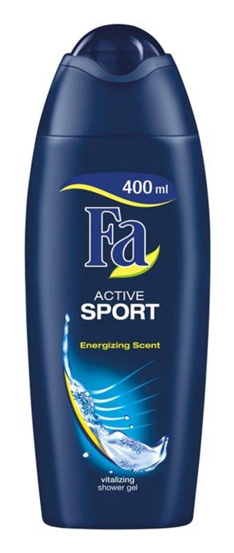 Fa Active Sport Energizing żel pod prysznic