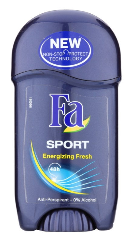 Fa Sport Energizing Fresh tuhý antiperspitant