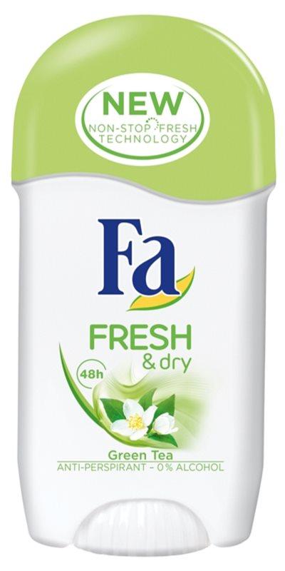 Fa Fresh & Dry Green Tea Antiperspirant Stick