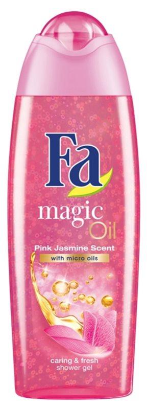 Fa Magic Oil Pink Jasmine gel de dus