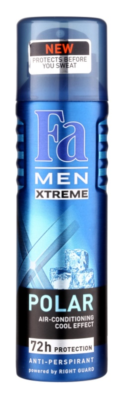 Fa Men Xtreme Polar antiperspirant Spray