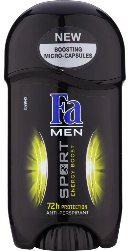 Fa Men Sport Energy Boost festes Antitranspirant