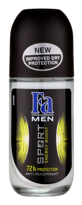 Fa Men Sport Energy Boost antitranspirante roll-on