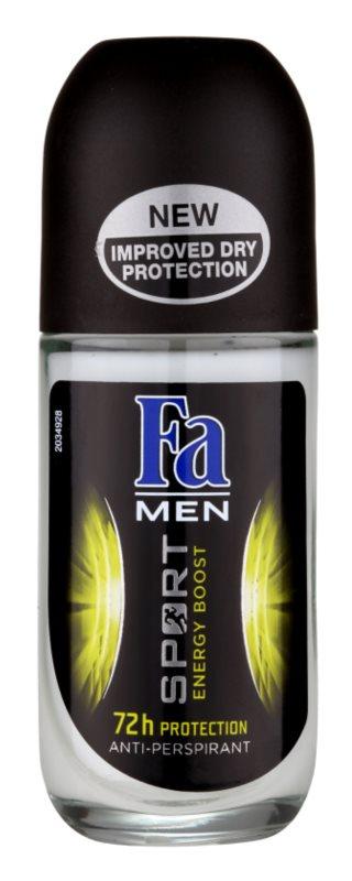 Fa Men Sport Energy Boost кульковий антиперспірант