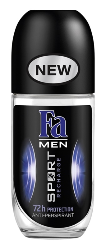 Fa Men Sport Recharge Antiperspirant Roll-On