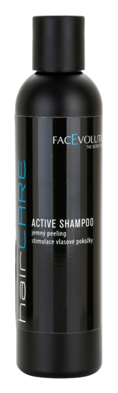 FacEvolution HairCare Shampoo voor Ondersteuning van Haargroei en Tegen Haaruitval