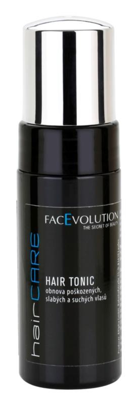 FacEvolution HairCare vlasové tonikum pre poškodené vlasy