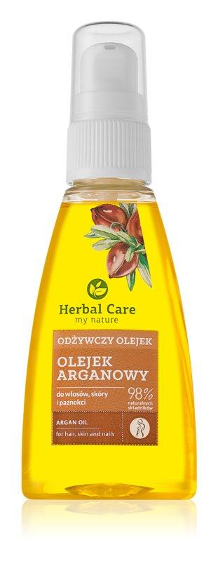 Farmona Herbal Care Argan Oil hranilno olje za telo in lase